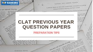 Papers Paper Clat Question Paper 2020 Pdf Download Last 5 Years