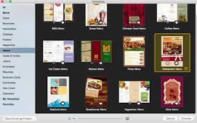 Make A Menu For A Restaurant How To Make A Restaurant Menu Design With Professional