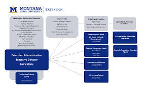 Msu Extension Organizational Chart Msu Extension About