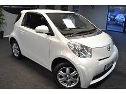 Used Toyota Iq Hatchback 1.0 Vvt-i 3dr in Washington, Tyne And ...