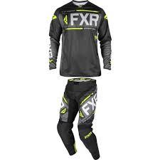 Fxr 2019 Clutch Pant Jersey Combo Off Road Motosport