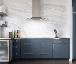 Blue Painted Kitchen Cabinets Decora Cabinetry