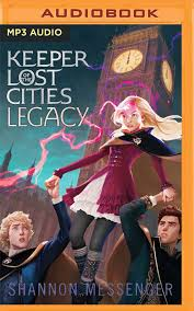 Keeper of the Lost Cities Book 9