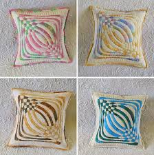 Quilted Pillow Inspiration - Geta's Quilting Studio & Quilted Pillow Pattern ... Adamdwight.com