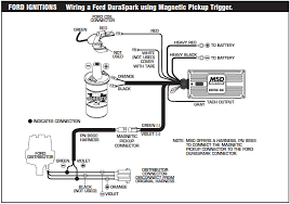 msd 6al wiring diagram ford msd image wiring diagram how to install an msd 6a digital ignition module on your 1979 1995 on msd 6al