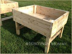 Small Picture Amazing raised bed design Raised garden or flower bed Walk into