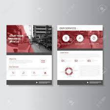 red magazine annual report leaflet brochure flyer template design red magazine annual report leaflet brochure flyer template design book cover layout design abstract