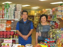 Foreign affair asian market