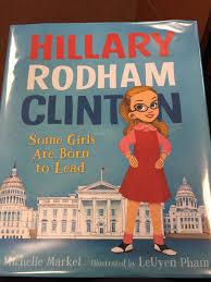 children books hillary rodham clinton some s are born to lead