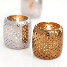 gold glass candle holders gold votive candle holders gold mercury glass votives whole uk