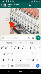 How To Forward Whatsapp Messages Attachments To Your Other