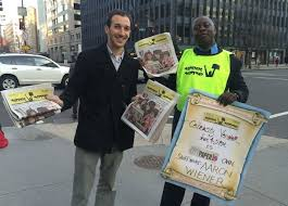 Street Sense Recruits Celebrity Vendors This Week   Washingtonian (DC)