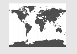 free vector world maps