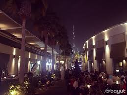 night time at lifestyle destination city walk remended by bayut