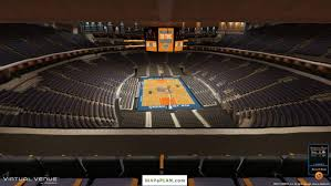 madison square garden seating chart view from section 416
