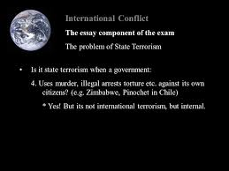 international conflict elements of a just war i jus ad bellum  20 international