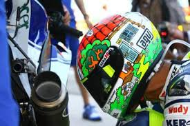 Maybe you would like to learn more about one of these? Valentino Rossi My House Helmet Misano 2008 Valentino Rossi Helmets