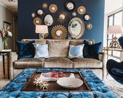 south shore decorating blog blue and gold rooms and decor 50