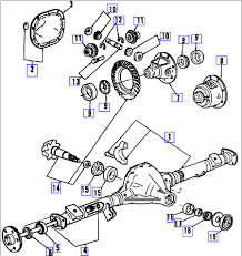2004 Ford Ranger Transmission Diagram