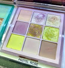 <b>Huda Beauty</b> PASTEL Obsessions Eyeshadow Palettes - Rose ...