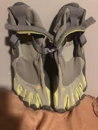 Vibram Size Chart Men Details About Vibram Fivefingers Kso M145 Men S Green Gray Running Shoes Size M46