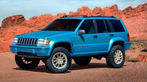 Jeep Grand One Concept (Jeep Grand Cherokee 1993 based) - YouTube