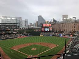 Orioles Seating Chart Pictures Oriole Park At Camden Yards Section 336 Home Of Baltimore