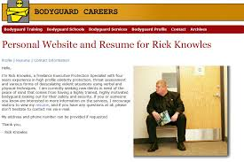 Bodyguard Business Profile Bodyguard Careers