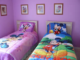 Kids Bedroom Decor Mickey And Minnie Mouse Kids Bedroom Decor Crave