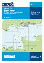 Union Reservoir Depth Chart C3 Isle Of Wight Imray Chart