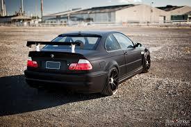 matte black bmw m3. Contemporary Matte Matte Black BMW E46 M3 In Bmw