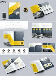 Free Profile Templates Template Company Brochure Template The Profile Corporate Templates 19