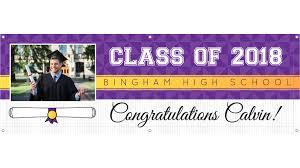Custom Graduation Banners Signs Signs Com