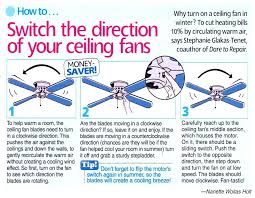 ceiling fan cooling direction should you run your ceiling fan in the winter ideas ceiling fan