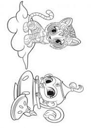 Strawberry Shortcake Kitty Free Coloring Pages Free Coloring Pages