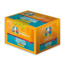 Buy 2020 Panini Euro Tournament Edition Stickers 100-Pack Box online!