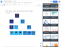 How To Make An Org Chart In Google Docs Lucidchart Blog