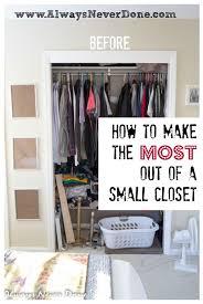 354 best tiny apt tinier closet images on closet organizer ideas budget