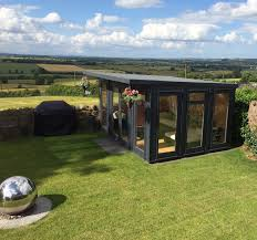 home office in the garden. 3M Fully Insulated EcoSuite Garden Building Home Office In The T