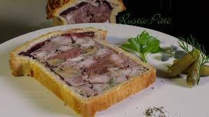 JewishStyle Chicken Liver Pate RecipeCountry Style Pate