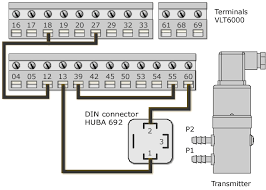 danfoss pressure transmitter wiring diagram wiring diagrams parameter settings for 6000 hvac 4 20ma signal from pressure