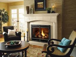 image of gas fireplace vent cover