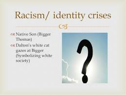 frantz fanon essay the fact of blackness ppt 21  racism identity crises  native son