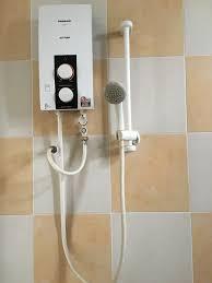 Mô tả - Đánh giá - Bình luận - Máy tắm nước nóng Panasonic DH-3JP3VK giá rẻ  nhất tháng 11/2020
