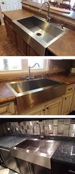 Stainless Steel Kitchen Sinks  Undermount Kitchen Sinks Farmhouse Stainless Steel Kitchen Sink