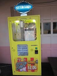 Cotton Candy Vending Machine Beauteous Cotton Candy Vending Machine For 48 Eye Candy