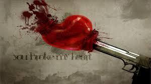 3840x2160 broken heart es i belong deeply to myself warsan shire