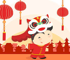 Concept for holiday banner template, decor element. 2021 Chinese New Year Spring Festival Celebration For Year Of Cow