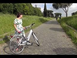 a bike ride on rome s via appia antica