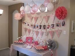 Party Reveal Hot Air Balloon Birthday Party  Cake Smash Cake 1st Birthday Party Ideas Diy